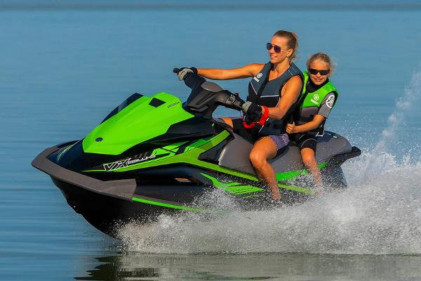Yamaha WaveRunner VX Deluxe Manufacturer Provided Image