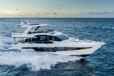 Galeon 680 Fly Manufacturer Provided Image