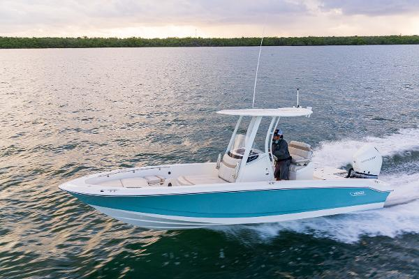 Boston Whaler 250 Dauntless
