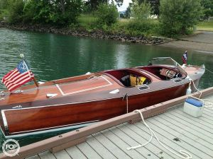 Garwood 18 Barrelback 1936 For Sale In Creswell OR Save This Boat