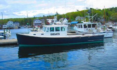 Young Brothers Downeast 40 Lobster