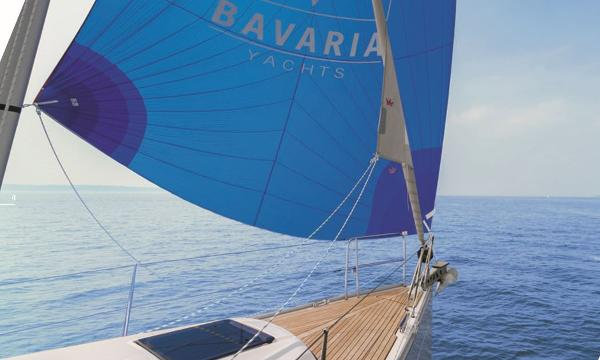 Bavaria Cruiser 34 Manufacturer Provided Image