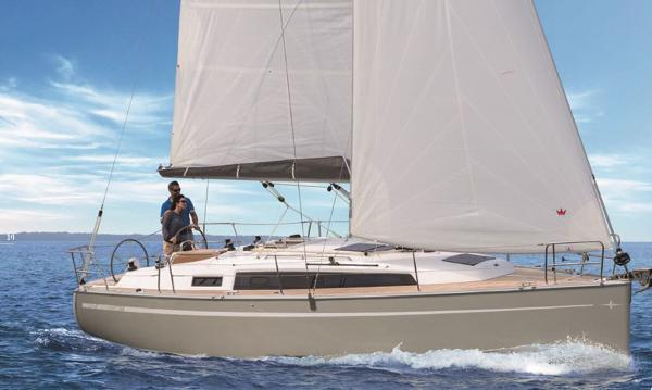 Bavaria Cruiser 34 Manufacturer Provided Image