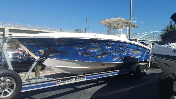 Palmetto 36 Sport Fish