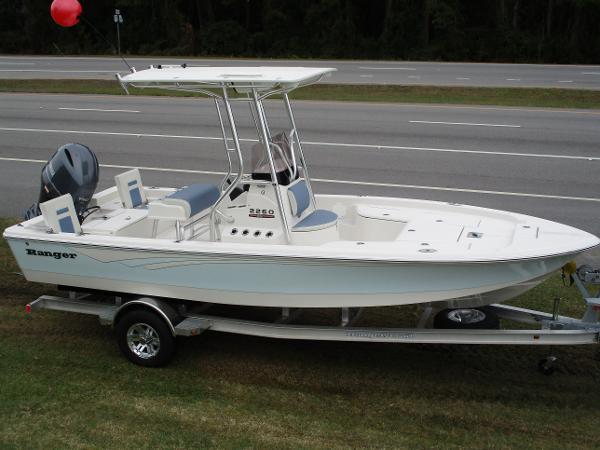 Ranger 2260 Bay