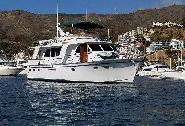 """De Fever POC Motor Yacht 53' DeFever """"SEVEN C'S"""""""