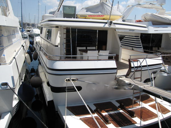 Falcon 76 Falcon 76 - Luxury Flybridge Motor Yacht