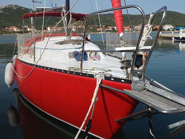 Sailboat Neptun 27