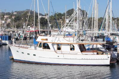 DeFever 50 Trawler ELVICA
