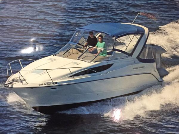 Bayliner 285 SB Express Cruiser