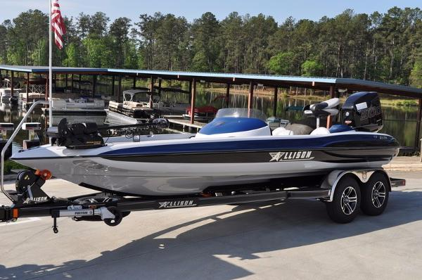 Allison Boats Xb-21 Prosport