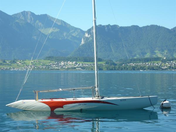 Custom Wilke 5,5m IC R-Yacht 1