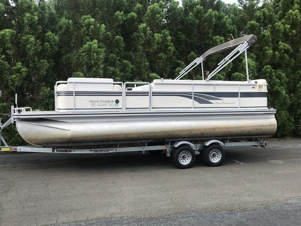 Harris FloteBote 220 Super Sunliner