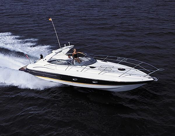 Sunseeker Superhawk 40 Sistership