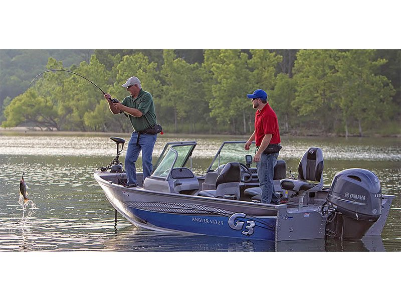 G3 BOATS Angler V172 F