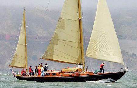 1954 Sparkman & Stephens Yawl, United States - boats com