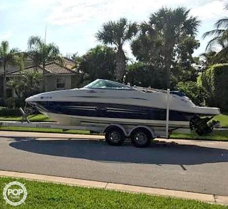Sea Ray 220 Sundeck 2007 Sea Ray 220 Sundeck for sale in Knoxville, GA