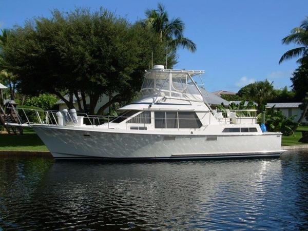Tolly Cockpit Motor Yacht Profile