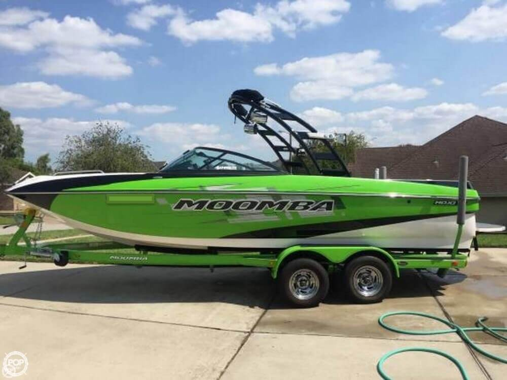 Moomba Mojo 2.5 2013 Moomba Mojo 2.5 for sale in Corpus Christi, TX