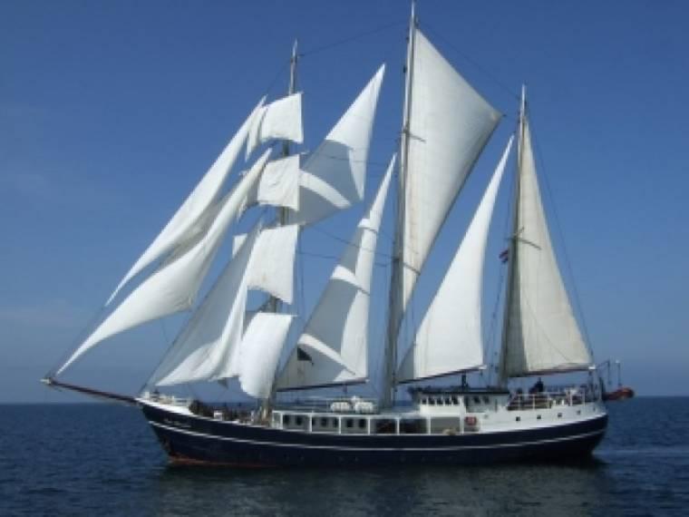 Tall Ship Barkentijn