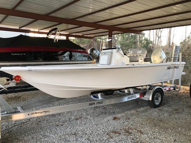 Sea Pro 208 DLX Bay - NAP