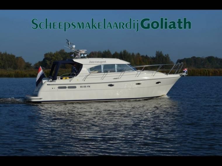 Saga 415 AK Polyester motorboot