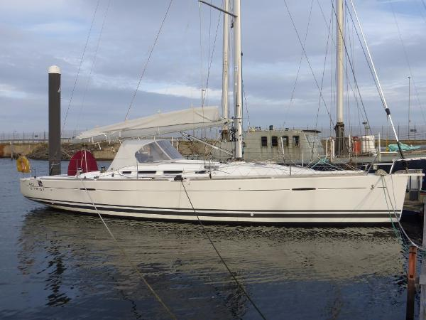 Beneteau First 40 CR Beneteau First 40 CR - CLOCKWORK