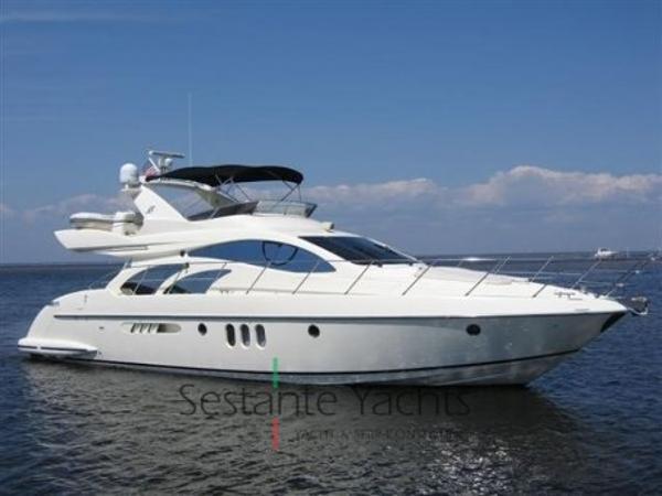 Azimut Az 55 Azimut 55 Fly Sestante Yachts brokerage company