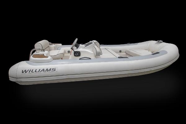 Williams Jet Tenders Turbojet 385 Williams Turbojet 385