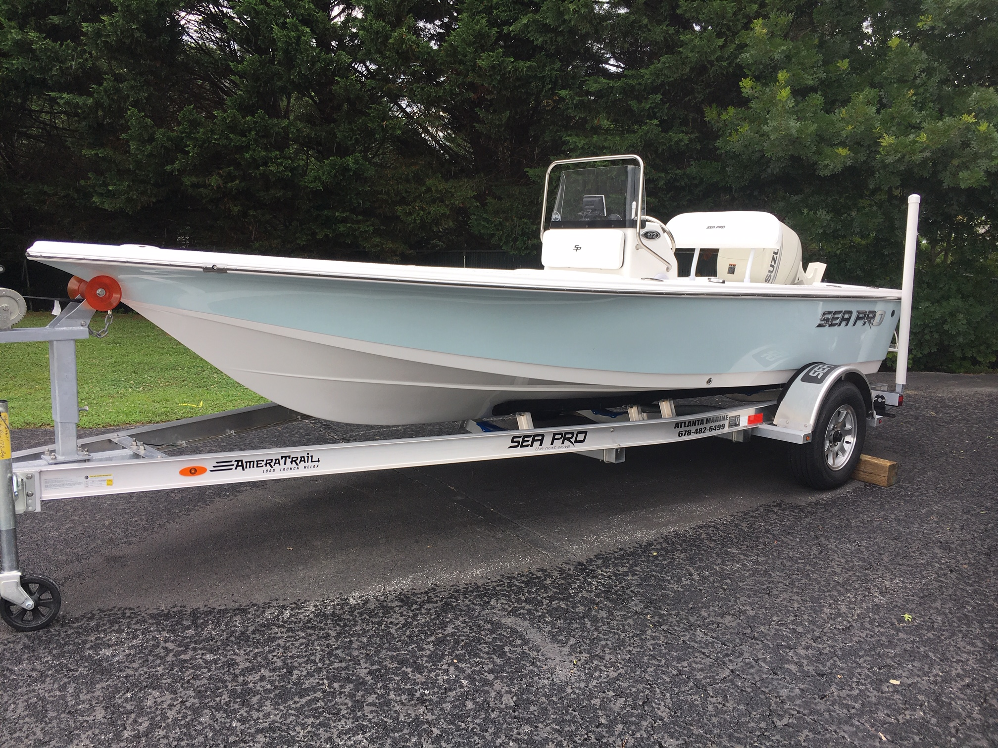 Sea Pro 172 Bay Series