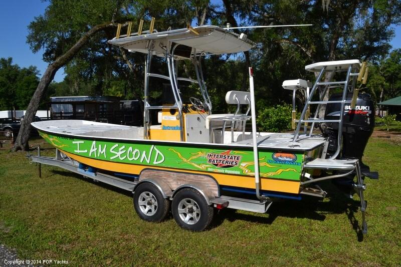 Dream Intruder 21-Flats World Record Holder 2007 Dream Intruder 21-Flats World Record Holder for sale in Brooksville, FL