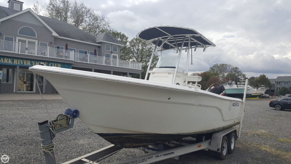 Sea Fox 236 Center Console 2006 Sea Fox 236CC for sale in Jackson, NJ