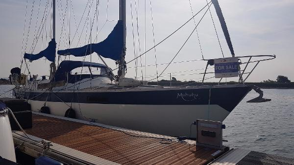 Oyster Mariner 35 ketch Oyster 35 for sale