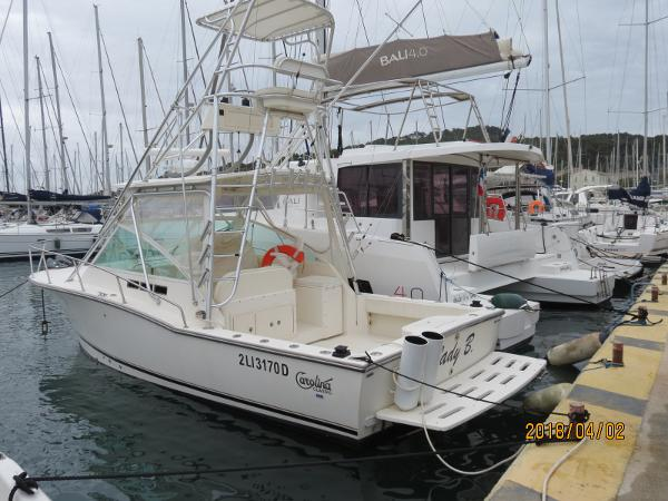 Carolina Classic 28 EXPRESS FISHING