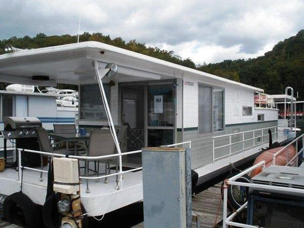 Stardust 13 x 58 Houseboat