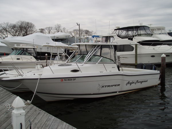 Seaswirl Striper 26 Walkaround Photo 1