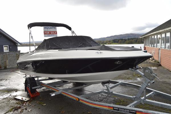 Bayliner 175 Bowrider Std Bayliner 175 standard STB side