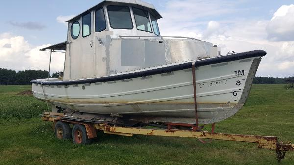 Custom Converted Lifeboat
