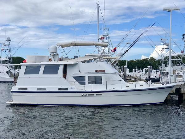 Gulfstar 49 Flybridge Motoryacht MKIII