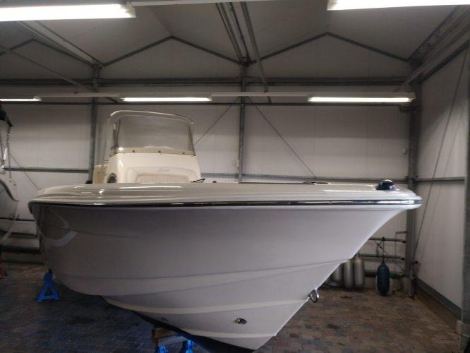 Scout 210 Sportfish