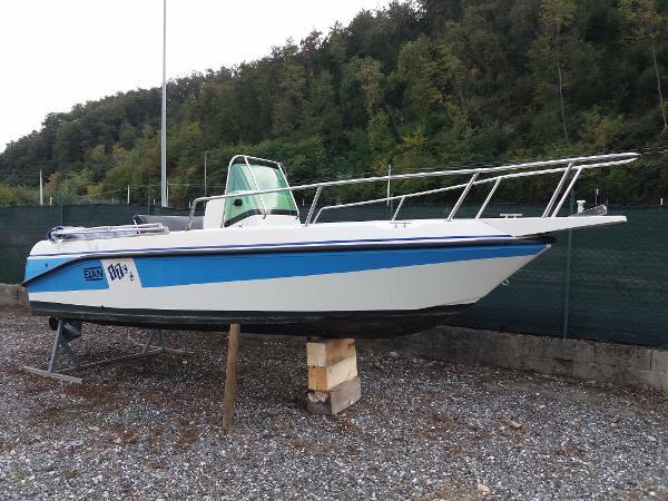 Elan Boats Open 17 CC