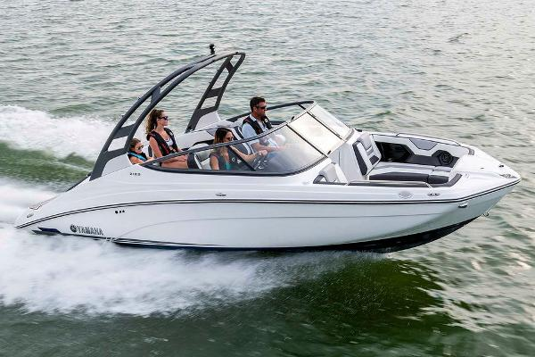 Yamaha Boats 212S Manufacturer Provided Image