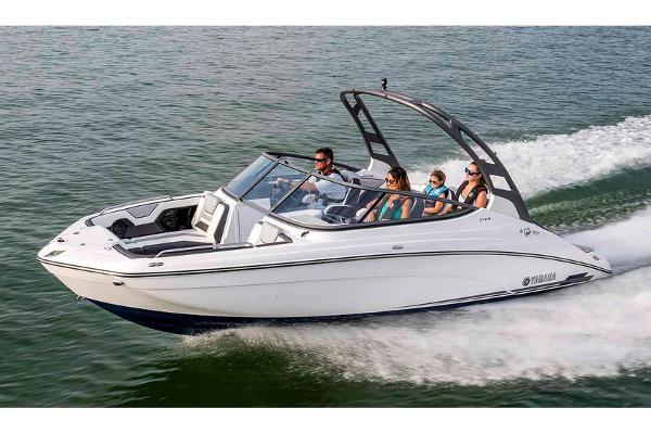 Yamaha Boats 212S Manufacturer Provided Image