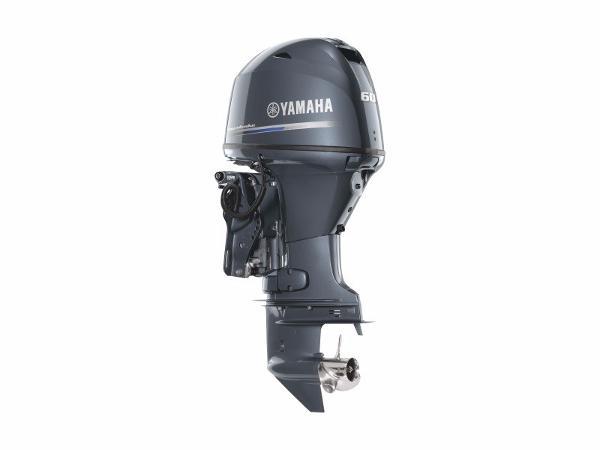 Yamaha Marine Midrange 60 hp