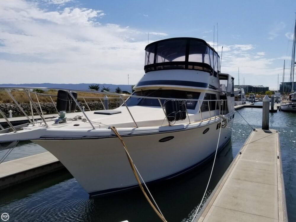 Californian 42 Aft Deck MY 1987 Californian 42 Aft Deck MY for sale in Redwood City, CA