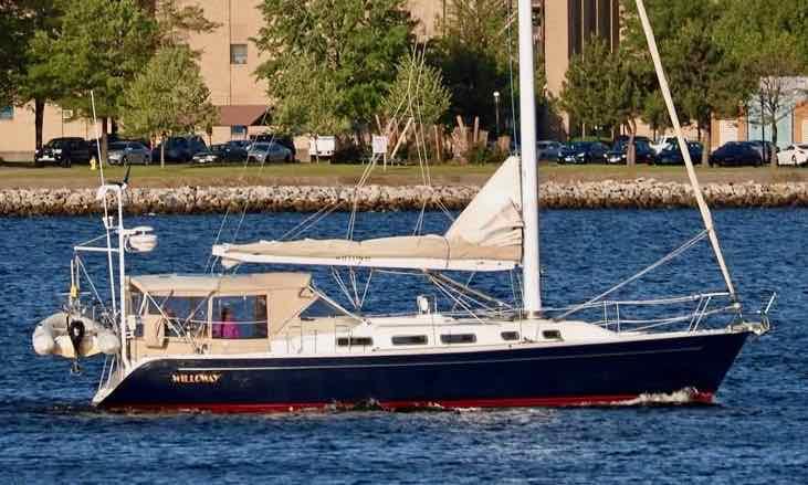 Freedom Yachts 40/40