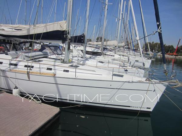 Beneteau Cyclades 50 Exterior View 1