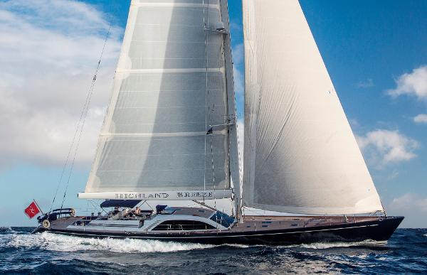Nautor Swan 112 RS HIGHLAND BREEZE