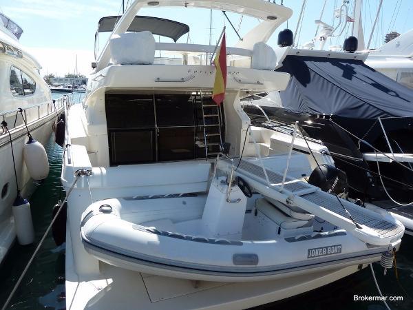 Ferretti Yachts 620 Ferretti Yachts 620