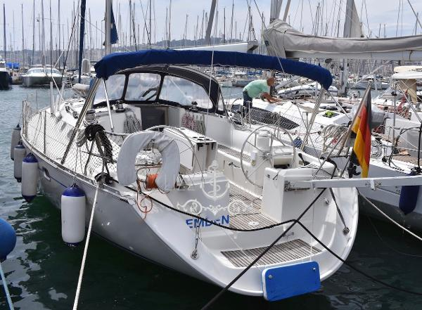 Jeanneau Sun Odyssey 45.1 Jeanneau Sun Odyssey 45.1 on Mallorca